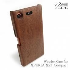 XPERIA XZ1 Compact 専用木製ケース