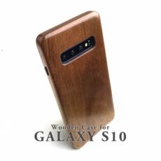GALAXY S10 専用 特注木製ケース
