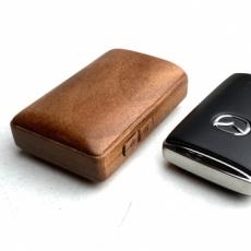 マツダ(MAZDA)車スマートキー対応木製ケース