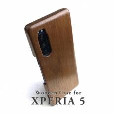 XPERIA 5 専用特注木製ケース