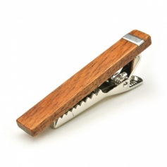 DESIGN Tiepin B 木製ネクタイピンB