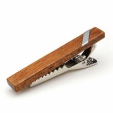 DESIGN Tiepin E 木製ネクタイピンE