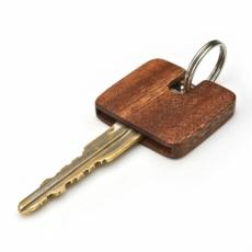 for key cover木製キーカバー01