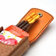 グリコ ポッキー専用木製ケース