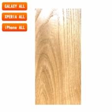スマホ用木製ケースの素材/0518 ケヤキ