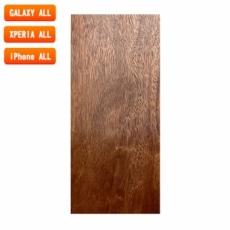 スマートフォン用木製ケースの素材/0527 稀少杢 色味BA