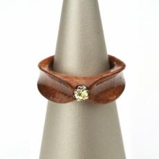 ring0091 木製指輪(リング)