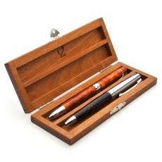 for pen case01 木製ペンケース