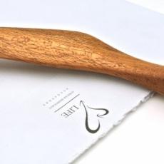 paper knife 木製ペーパーナイフ