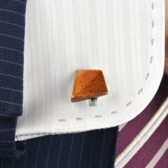 DESIGN Cuffs K 木製カフスK