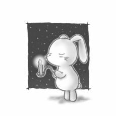 ラクガキ屋Mallu刻印 ほかのカタチ/F07 柊の夜