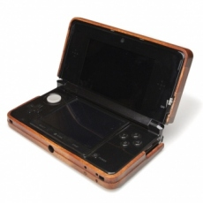 for nintendo 3DS 専用木製カバー