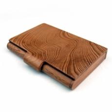 特注 card case01 素材:屋久杉