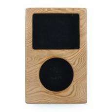特注 iPod Classic 素材:屋久杉