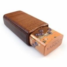 GODIVA チョコケース 専用 木製デザインケース