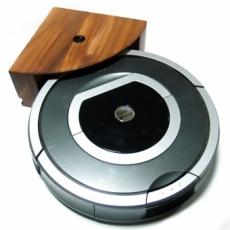 ルンバ 700/800 シリーズ ホームベース専用木製カバー