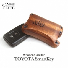 TOYOTA車対応木製スマートキーケース(6角)