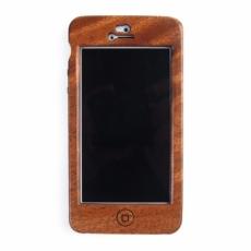 Apple i Phone 5 / 5s 兼用木製デコカバー