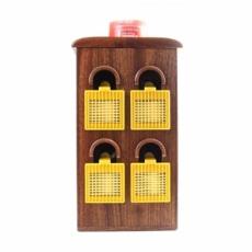 ルンバ付属備品 専用木製デザインボックス