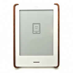 for Rakuten kobo Touch typeA木製ケースカバー