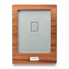for Rakuten kobo Touch typeB木製ケースカバー
