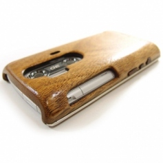 for AQUOS PHONE SH-12C木製ケース/シルバーラインサンプルI