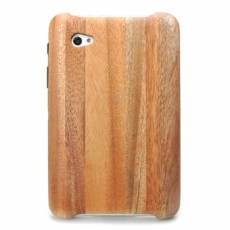 for Galaxy tab 7.0 Plus SC-02D木製タブレットケースカバー