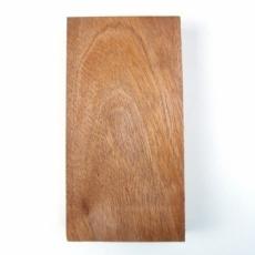 スマートフォン用木製ケースの素材/0377 中杢 色味BB