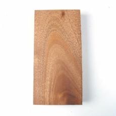 スマートフォン用木製ケースの素材/0421 中杢 色味CB