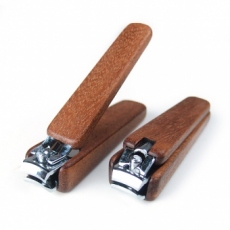 Nail Clippers ツメ切り 木製デザイン雑貨