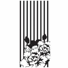 照紗・TERESAのイラスト刻印データ/カーネーション