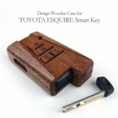 TOYOTA ESQUIRE車対応木製スマートキーケース