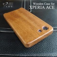 XPERIA ACE 専用木製ケース