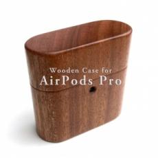 Apple Air Pods Pro 専用木製ケース