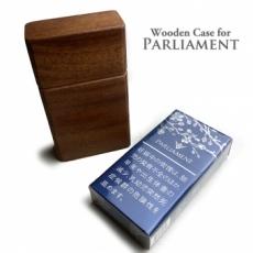 パーラメント専用木製タバコケース