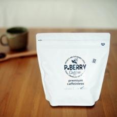 【P-Berry】 プレミアムカフェインレスコーヒー 180g