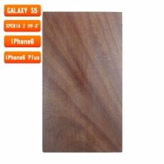 スマホ用木製ケースの素材/0480 板目 色味AA