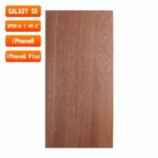 スマホ用木製ケースの素材/0473 柾目 色味AB