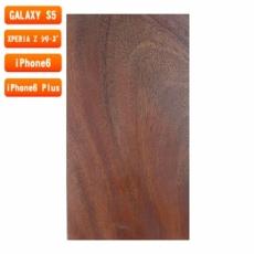 スマホ用木製ケースの素材/0477 板目 色味AA