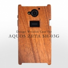 AQUOS ZETA SH-03G 専用木製ケース
