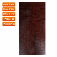 スマホ用木製ケースの素材/T126 サーモウッド トチ(栃)