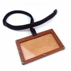 for ID Card Case B 木製IDケース B