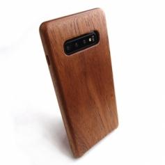 GALAXY S10+ 専用 特注木製ケース