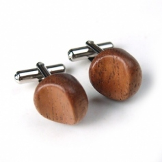 DESIGN Cuffs F 木製カフスF