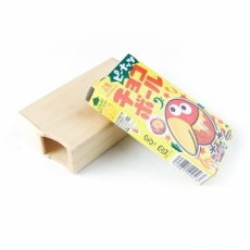 森永チョコボール専用木製ケース(もみの木)