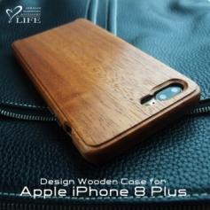 iPhone 8 Plus専用木製ケース
