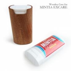 MINTIA EXCARE専用木製ケース