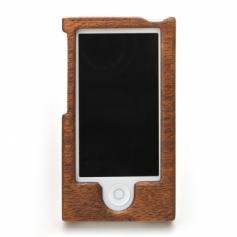 for iPod nano 7th木製ケース・カバー(フルカバー)