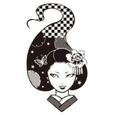 照紗・TERESAのイラスト刻印データ/傾乙女ー蝶之夢ー