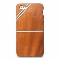 for iPhone5木製ケース/シルバーラインサンプルW